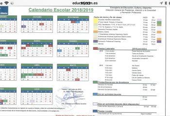 IMG_7058 CALENDARIO ESCOLAR